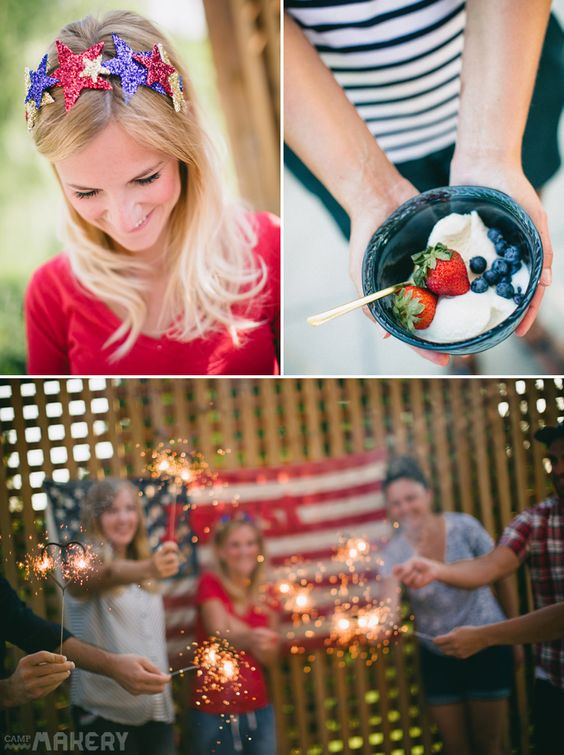 fourth of july camp activities