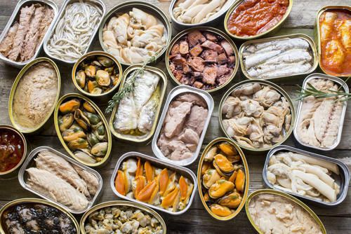 缶詰の正しい保存方法!開封後の日持ちやわかりにくい表示の見方も | 食の知識 | オリーブオイルをひとまわし