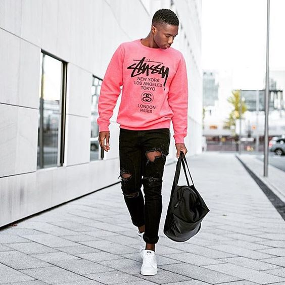Tag a friend that would like this outfit by @betterbeahit  #mensfashion_guide