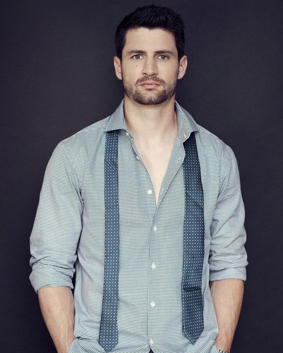 """James Lafferty Source su Instagram: """"The picture from the summary! #JamesLafferty #bellomag"""""""