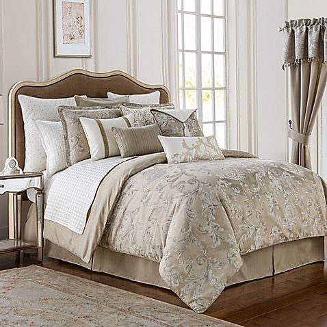 Waterford Chantelle Comforter Set Bed Linens Luxury Comforter Sets Waterford Bedding