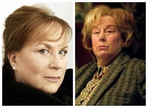 Happy Birthday Pam Ferris Who Portrayed Aunt Marge In Prisoner Of Azkaban Phoenix Harry Potter Prisoner Of Azkaban Azkaban