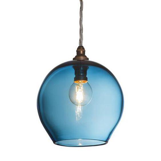 Luxello | Pear Pendant Amber | Pendant lamp, Pendant