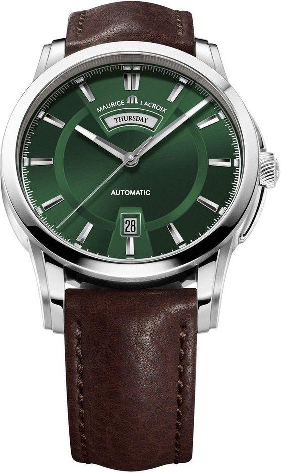 mauricelacroix watch pontos day date bezel fixed bracelet strap mauricelacroix watch pontos day date top 10 mens watches cheap designer mens watches mens wrist watches