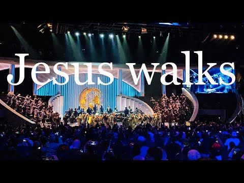Jesus Walks Kanye West Live Sunday Service Youtube Kanye West Live Kanye West Kanye