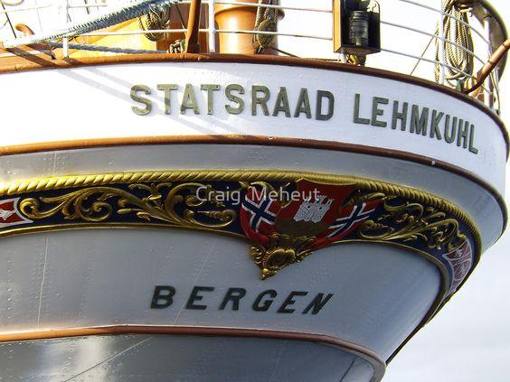 """""""Statsraad Lehmkuhl"""""""