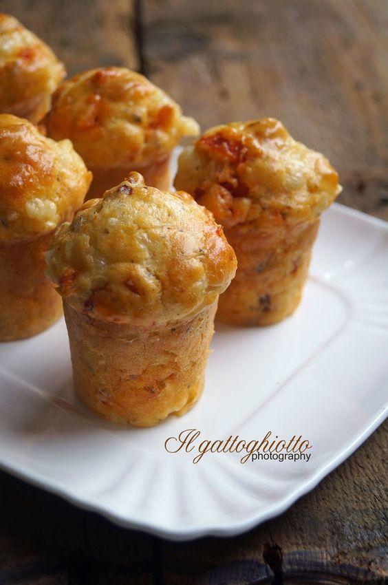 Muffins (salati) calabri: