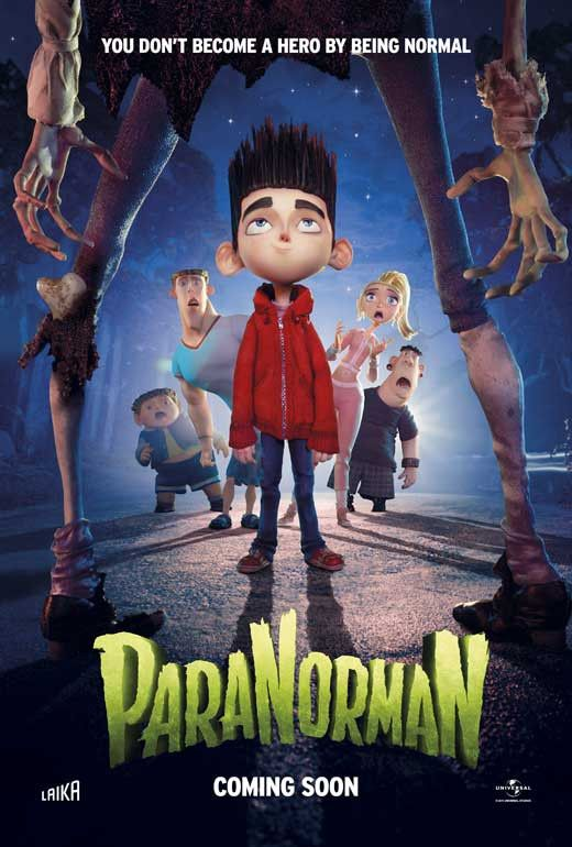 ParaNorman 27x40 Movie Poster (2012)