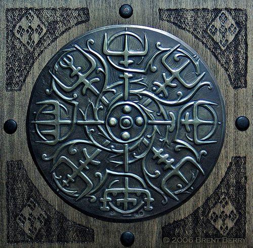 Viking Compass | Les Vikings et la Pierre de Soleil | nao-org.com