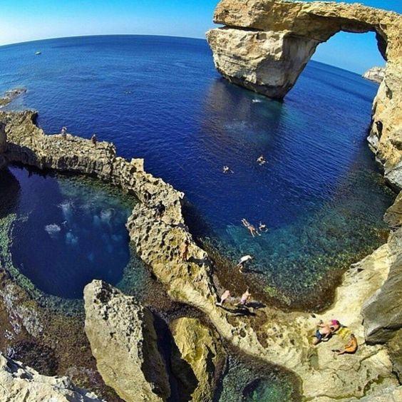 Malta Photo by @valent7
