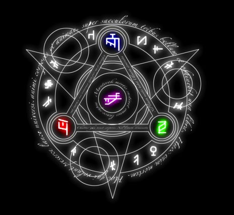 eternal darkness symbols of the gods gammer girl