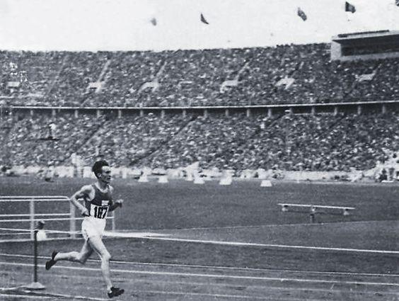 ベルリンオリンピックとモーブス