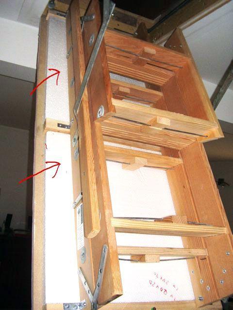 14 Fabulous Modern Attic Ladder Ideas Attic Storage Attic Renovation Attic Doors