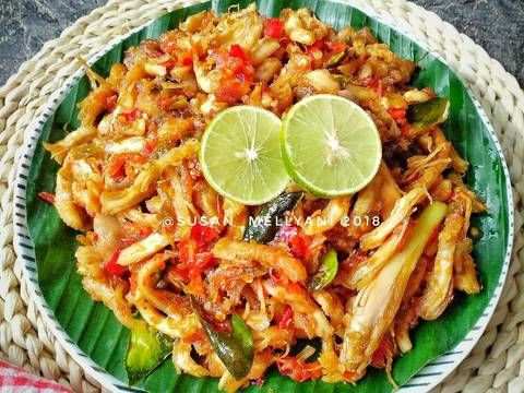 Resep Ayam Jerit Oleh Susan Mellyani Resep Resep Ayam Resep Masakan Asia Resep Masakan Pedas