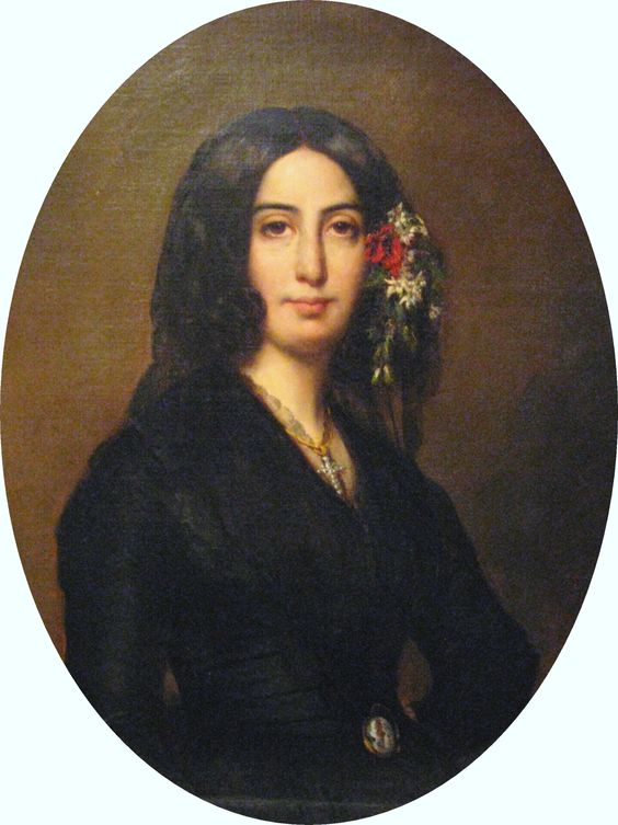 George Sand at 34