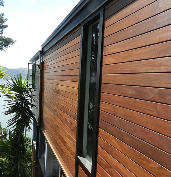 Pinterest the world s catalog of ideas for Sustainable wood siding