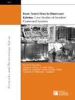 From Forest Fires to Hurricane Katrina: Case Studies of Incident Command Systems