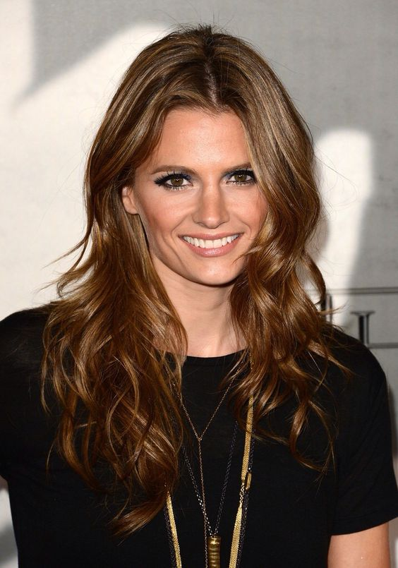 "Making waves at the ""Game of Thrones"" premiere in Los Angeles - Stana Katic"