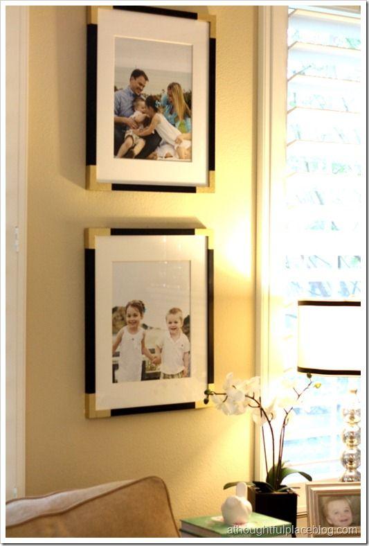 $5 DIY Frames