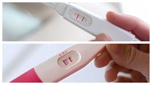 إختبار الحمل قبل موعد الدورة بيومين بجهاز الاختبار في المنزل Notes