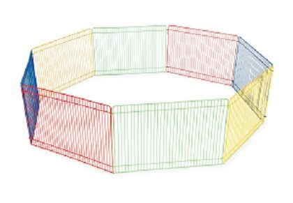 Prevue Pet Products Multi-Color Small Pet Playpen...Read More at http://www.hellosausage.com/puppy-playpen/