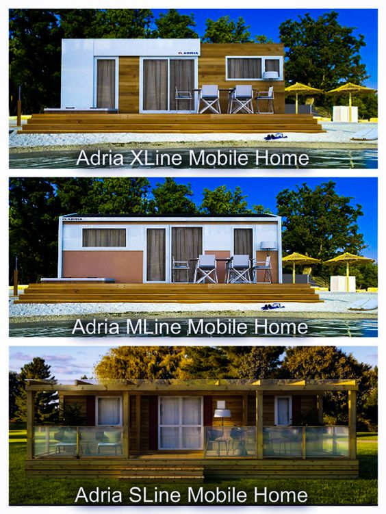 Adria Mobile Homes XLine Home Httpadria