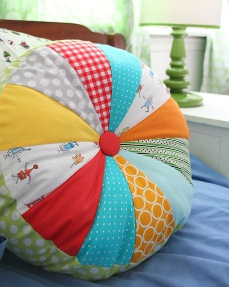 sew these for boys to use in pillow fights instead of the couch pillows