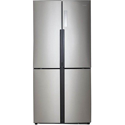 Top 10 Best Haier Refrigerator In 2019 All Top Ten Reviews Counter Depth Refrigerator Stainless Steel Counters Stainless Steel Refrigerator