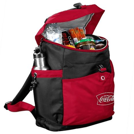 Coca-Cola Backpack Cooler