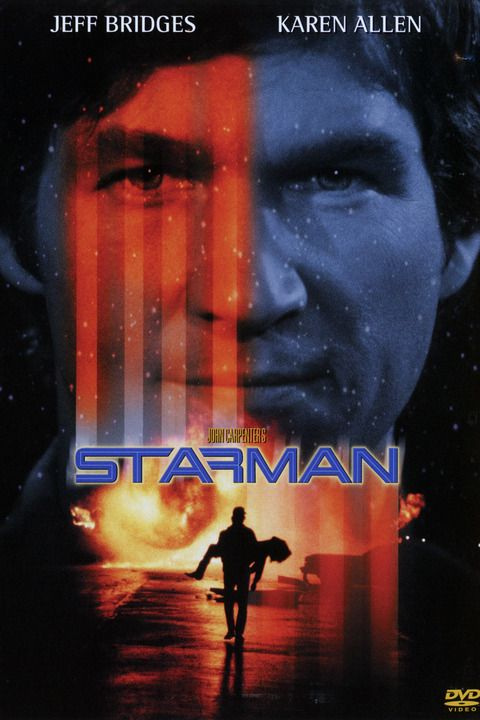 Starman. ..love this movie