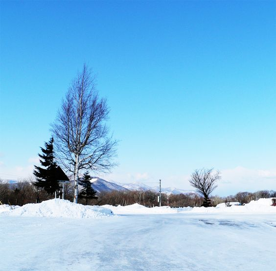 Hokkaido Scenery Back In 2008