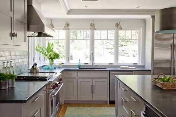 kitchen | Olson Lewis Architects + Kristina Crestin Design