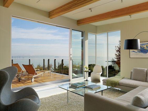 Tiburon Bay House, #LEED Platinum, San Francisco, Calif., by Butler Armsden Architects