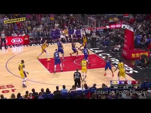 La Clippers Vs La Lakers Full Highlights January 31 2019 2018 20 La Lakers Full Highlights Nba Season