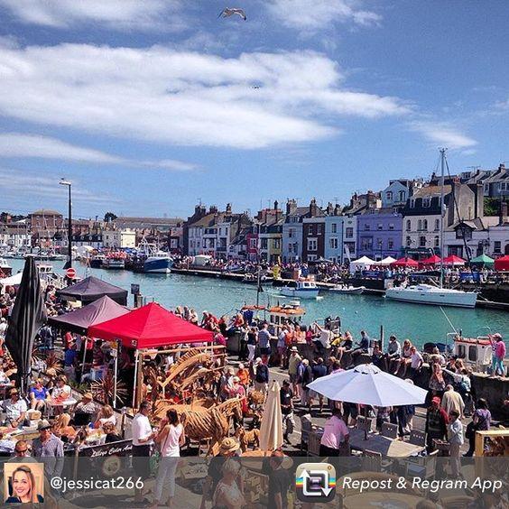 Dorset Seafood Festival - Weymouth
