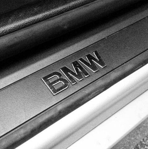My ride #e90 bmw door sill