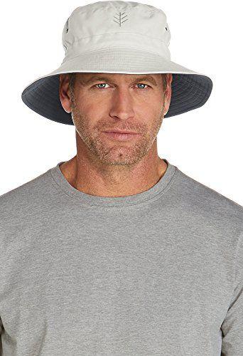 UPF 50 Sun Hat Bucket Summer Men Women Fishing Boonie Hat Sun UV Protection Lon