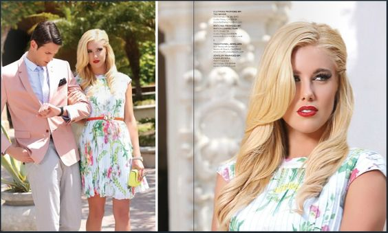 Beautiful blonde zarzar models jessica harbour modeling in for Modeling agencies in miami