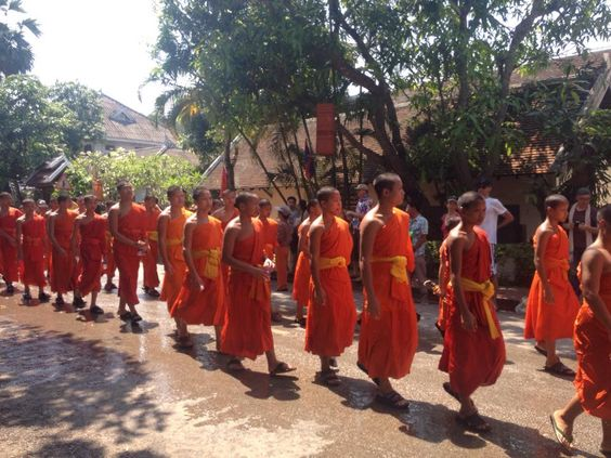 Luang Prabang is well known as the Royal Capital of Laos. But it is also the capital of Buddhism. With more than 30 active Temples, Luang Prabang has one of the largest Monks community in Asia.