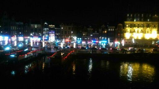 Luces de Amsterdam