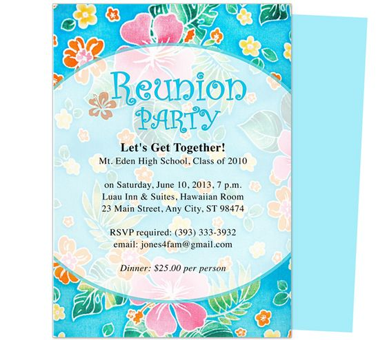Doc648568 Party Invitation Template Word party invitation – Word Party Invitation Template