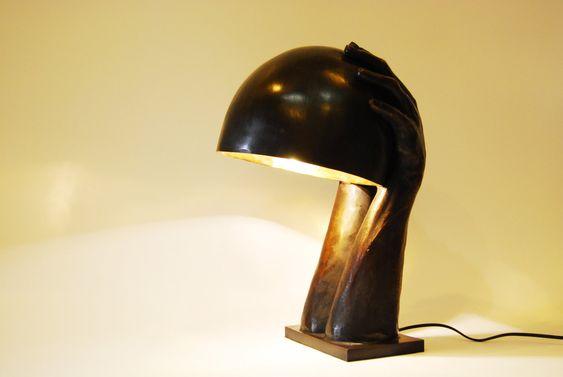 Hamesh Lamp