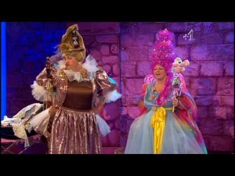 Paul O'Grady Show - LAST EVER Christmas Panto - 2009 - Part 1