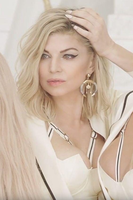 "Pin for Later: Fergie's Sexy ""M.I.L.F. $"" Music Video Stars Kim Kardashian, Chrissy Teigen, and Ciara"
