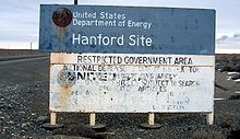 """""""Consultants on the Hanford nuclear weapons site CLEAN-UP over-billed the federal govt """"tens of millions of dollars,"""" then fired a paralegal who tried to report the fraud, the woman claims in Federal Court."""" - See Clean Up continuing from before 2008: http://investigations.nbcnews.com/_news/2013/11/18/21482804-hanford-nuclear-site-clean-up-the-mess-gets-worse - See also """"America's Secret Chernobyl"""": http://www.defendblackhills.org/index.php?option=com_content&task=view&id=113&Itemid=3"""