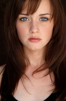 Anastasia Steele  Fifty Shades Series by EL James    #alexisbledel #fiftyshades