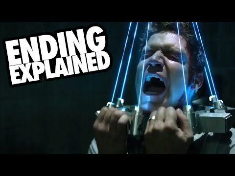 Jigsaw 2017 Ending Explained Video Jigsaw Movie Saw Series Newest Horror Movies
