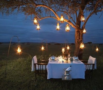 : Cute Date Ideas, Outdoor Dinner, Romantic Dinners, Romantic Outdoor, Outdoor Dates, Date Nights, Romantic Dates