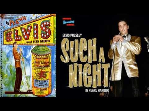 ELVIS PRESLEY - SUCH A NIGHT IN PEARL HARBOR - March 25th 1961 FTD ...