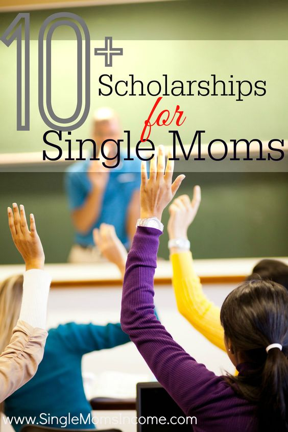 Have you ever done an internet search for single mom scholarships? If so, then you probably got so sick and tired of weeding through spam that you eventually gave up. I've been there before! I took some time and put together this list  of 100% legitimate scholarships and grants for single moms wanting to go back to school.